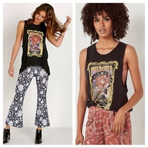 Spell And The Gypsy Wild Child Singlet Tee Tank